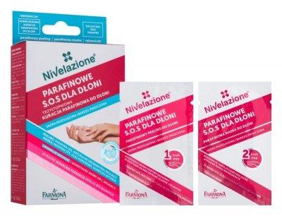 Farmona Nivelazione Hand парафіновий догляд для рук та ніг (3 кс)