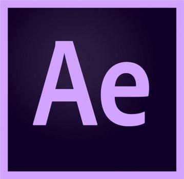 After Effects — Pro for enterprise. Ліцензія для комерційних організацій, річна передплата на одного користувача в межах замовлення від 50 до 99 (65308664BA03A12)