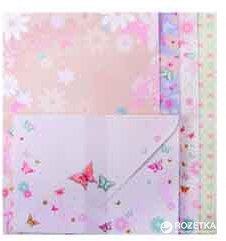Набір заготовок для листівок з кольоровими конвертами ZiBi Kids Line Inspiration 10.5 x 14.8 см (ZB.18222-AD) (4823078907189)