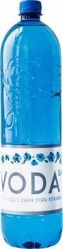 Упаковка воды питьевой негазированной VodaUA Карпатская высокогорная родниковая 1.5 л х 6 бутылок (4820227100248)