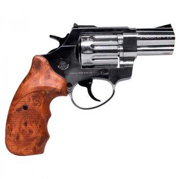 "Револьвер Флобера Stalker 2.5"" Nickel Wood 4 мм"