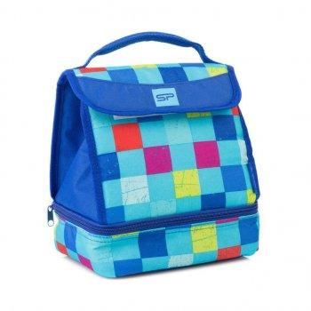 Термосумка для ланчу Spokey Lunch Box Blue ланчбокс ланч бег сумка для обідів (spl_921886)