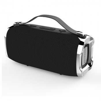 Портативна бездротова стерео колонка Hopestar H36 c Bluetooth, USB і MicroSD Чорна (H36 Black)