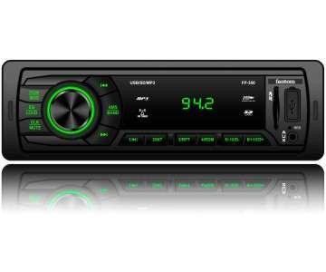 Автомагнитола Fantom FP 350 Black/Green (33158)