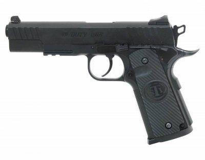 Пневматичний пістолет ASG (STI Duty One). Корпус - метал (16730)