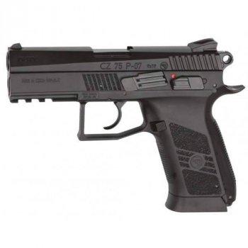 Пневматичний пістолет ASG (CZ 75 P-07 Duty). Корпус - метал (16726)