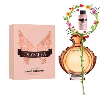 Жіноча парфумерія PACO RABANNE OLYMPEA INTENSE 30МЛ (3349668543144)