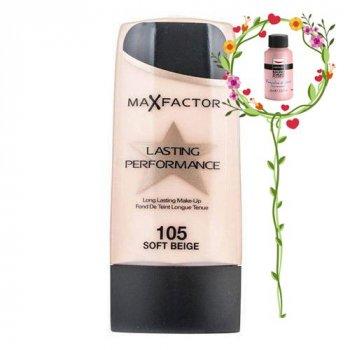 Тональное средство MAX FACTOR_LASTING PERFORMANCE 105 SOFT BEIGE 35ML (50683345)