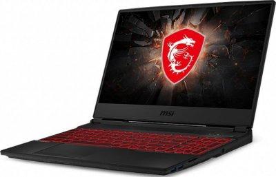 Ноутбук MSI GL65 i7‑9750H/32GB/256+1ТБ GTX1650