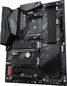 Материнская плата Gigabyte B550 AORUS ELITE AX V2 (sAM4, AMD B550, PCI-Ex16)