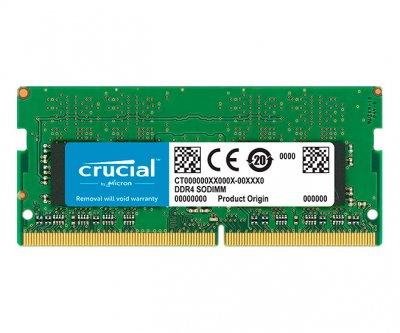 Оперативная память Crucial SO-DIMM 8Gb DDR4 (CT8G4SFS8266)