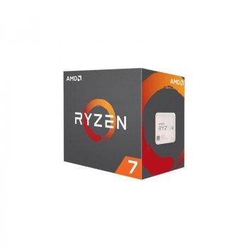 AMD Ryzen 7 2700X (YD270XBGAFBOX) sAM4 3700MHz - 16MB Cache - 105W, BOX, Pinnacle Ridge