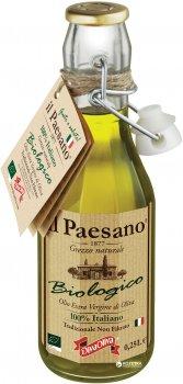 Оливковое масло Diva Oliva Био Il Paesano Extra Vergine нефильтрованное 250 мл (5060235650185)