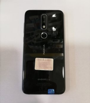 Мобільний телефон Nokia 6.1 Plus Dual Sim 4/64Gb TA-1116 1000005570941 Б/У