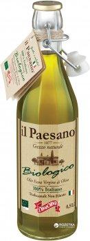 Оливкова олія Diva Oliva Біо Il Paesano Extra Vergine нефільтрована 500 мл (5060235650192)