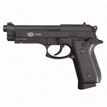 Пневматичний пістолет SAS PT99 Blowback