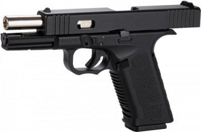 Пневматичний пістолет SAS G17 (Glock 17) Blowback