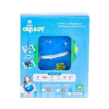 Інтерактивна іграшка Shifu з доповненою реальністю Глобус Orboot (Shifu014A)