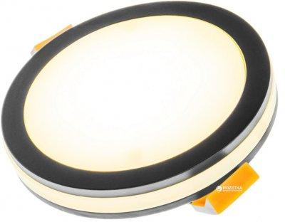 Світильник точковий світлодіодний Brille HDL-DS 144 11W LED BK (36-134)