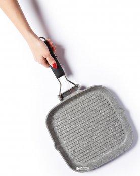 Сковорода-гриль Kitchen Craft Master Class Cast Aluminium