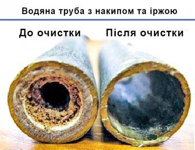 Засіб для очищення Helfer 5л для каміння бруківки труб ванн радіаторів та ін. (0105)