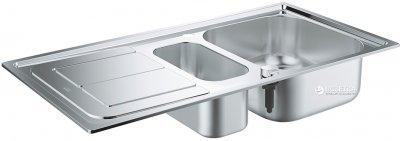 Кухонна мийка GROHE Sink K300 970x500 31564SD0 сатин