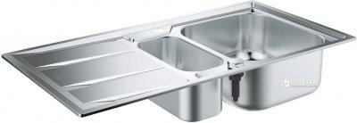 Кухонна мийка GROHE Sink K400 970x500 31567SD0 сатин