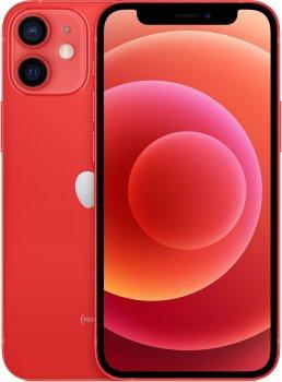 Мобильный телефон Apple iPhone 12 mini 128GB PRODUCT Red (353021110075842) - Уценка