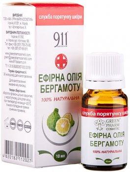 Эфирное масло Green Pharm Cosmetic бергамота 10 мл (4820182112027)