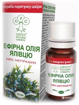 Ефірна олія Green Pharm Cosmetic ялівець 10 мл (4820182112096)
