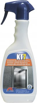 Поліроль для металевих поверхонь KITER KT7 500 мл (8033300233221)