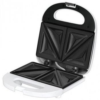 Сендвичница тостер бутербродниця MPM MOP-27 Для приготування 4 трикутних бутерброди