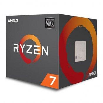 Процесор AMD Ryzen 7 2700 (YD2700BBAFMAX) (WY36dnd-230515)