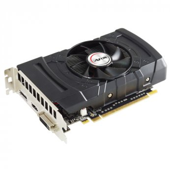 AFOX 4Gb DDR5 128Bit RX550 AFRX550-4096D5H2 PCI-E (WY36dnd-181955)