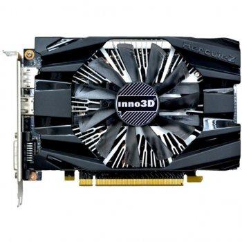 Відеокарта INNO3D GeForce GTX1060 3072Mb Compact (N1060-6DDN-L5GM) (WY36dnd-208562)