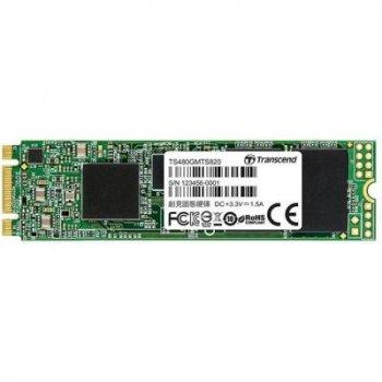 Накопичувач SSD M. 2 2280 480GB Transcend (TS480GMTS820S) (WY36TS480GMTS820S)
