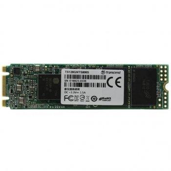 Накопичувач SSD M. 2 2280 128GB Transcend (TS128GMTS830S) (WY36TS128GMTS830S)