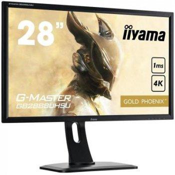 Монітор iiyama GB2888UHSU-B1 (WY36GB2888UHSU-B1)