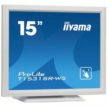 Монітор iiyama T1531SR-W5 (WY36dnd-214609)
