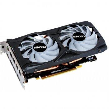 Відеокарта INNO3D GeForce RTX2060 6144Mb TWIN X2 OC RGB (N20602-06D6X-1710VA15L) (WY36N20602-06D6X-1710VA15L)