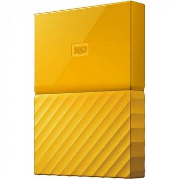 Зовнішній жорсткий диск WD My Passport WDBYNN0010BYL (WY36dnd-139833)