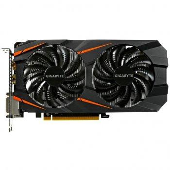 Відеокарта GIGABYTE GeForce GTX1060 3072Mb WF2 (GV-N1060WF2-3GD) (WY36GV-N1060WF2-3GD)