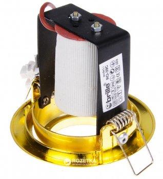 Світильник точковий Brille RO-39С SB/G (161290)