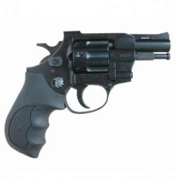 Револьвер под патрон Флобера Weihrauch (HW4) 2.5 (резинопластик)