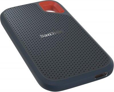 Накопичувач SSD SanDisk E60 500GB Rugged IP55 USB 3.1 Gen 2 Type-C (SDSSDE60-500G-G25)