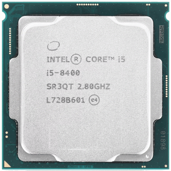 Процесор Intel Core i5-8400 2,8 GHz (Tray) (CM8068403358811) LGA1151