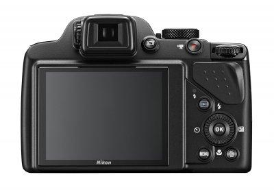 Nikon Coolpix P530 Black (VNA640E1)