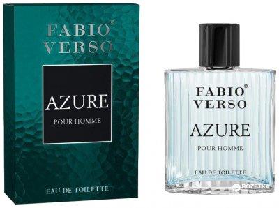 Туалетная вода для мужчин Bi-es Fabio Verso Azure Azzaro - Chrome 100 мл (5902734843777)