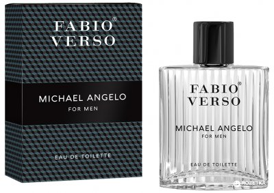 Туалетная вода для мужчин Fabio Verso Michael Angelo Angel Schlesser - Essential for man 100 мл (5902734844835)