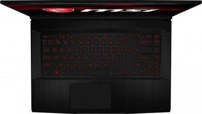 Ноутбук MSI GF63 i7‑9750H/32GB/256 + 1ТБ GTX1050Ti